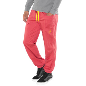 La Sportiva Sandstone Pants Men red